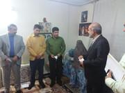 جزییات دیدار وزیر کشور با همسر و فرزندان شهید سیدنژاد