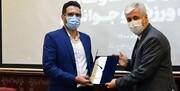 محمدامین میرزایی مدیرعامل خبرگزاری برنا شد