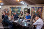امکانات باشد، بهتر از سریالِ «بازی ماهی مرکب» را در ایران میسازیم