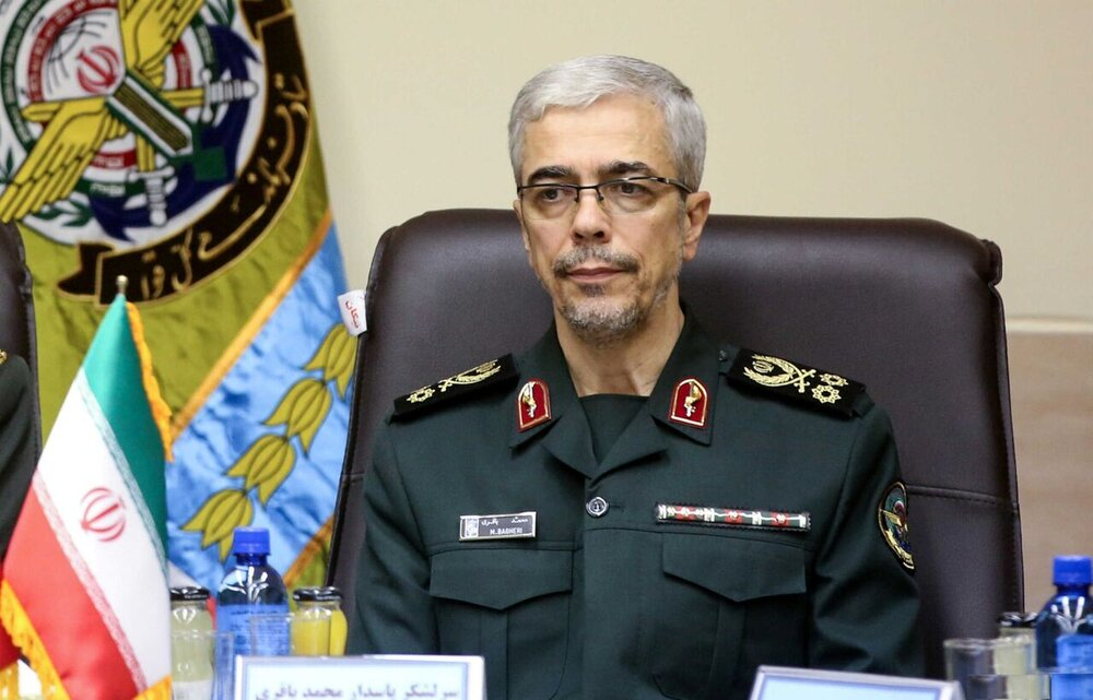 Iran, Pakistan agree to hold a joint naval exercise: Gen Bagheri