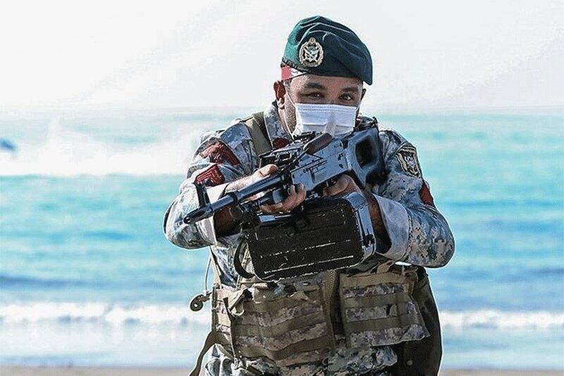 ببینید | جزئیات عملیات نیروی دریایی ارتش علیه دزدان دریایی در خلیج عدن