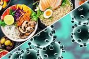 اینفوگرافیک | نقشه تغذیه مناسب برای مبتلایان به ویروس کرونا