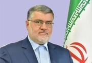 معتمدیان استاندار آذربایجانغربی شد + بیوگرافی