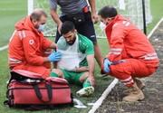 تیم ملی لبنان بدون کاپیتان مقابل ایران
