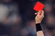 ببینید | واکنشهای عجیب و غریب بازیکنان به کارت قرمز داور!