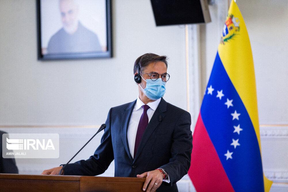 Venezuelan FM describes Tehran-Caracas relations strategic