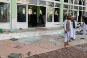 ببینید   اولین تصاویر دوربینهای مداربسته از حمله انتحاری قندهار