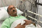 ببینید | صحبتهای مهران غفوریان پس از جراحی قلب باز