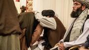 حرکت عجیب طالبان در پخش تصویر حقانی/عکس