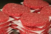 ببینید | همبرگر ویژه با طعم استخوان و ضایعات گوشت!