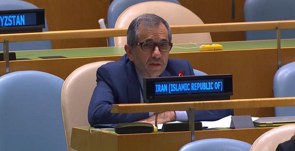 تخت روانچی: جنایات رژیم صهیونیستی نباید بدون مجازات بماند