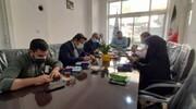 قرارگاه جهادی امام رضا (ع)  یاریگر محرومان دراستان چهارمحال وبختیاری