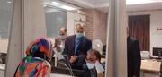 بازدید سرزده امیرعبداللهیان از میز خدمت کنسولی وزارت خارجه