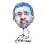 ببینید: احمدینژاد در حال عملیات انتحاری!