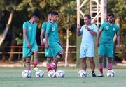 ۲۳ بازیکن تیم امید مسافر تاجیکستان شدند