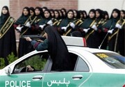 ناجا از لزوم تقویت پلیس زن خبر داد