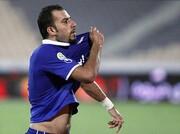 مرد بیوفای فوتبال ایران/عکس
