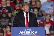 شبکه اجتماعی ترامپ نیامده هک شد!