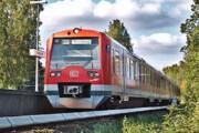 ببینید | تصاویری از اولین سفر نخستین قطار خودران جهان در آلمان
