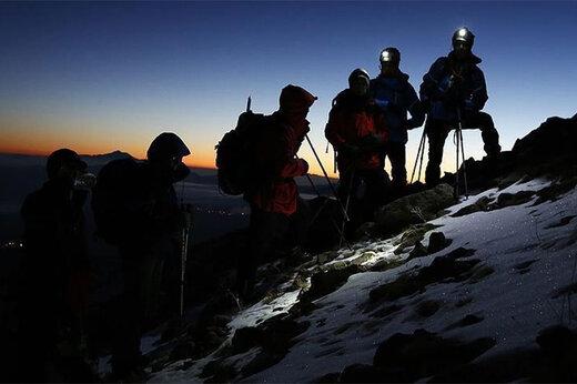 کوهنوردان گمشده در شمال تهران پیدا شدند