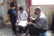 ببینید | معلم بازنشستهای که خودجوش به کودکان کار خواندن و نوشتن یاد میدهد