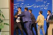 ببینید | ماجرای حمله به استاندار جدید آذربایجان شرقی چه بود؟