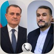 امیرعبداللهیان: تهران مصمم به توسعه روابط با باکو است