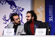 بهمن ارک: شاید روزی برادران کوئن ایرانی شویم، ولی هدفمان این نیست