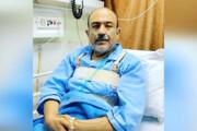 ببینید | قول جالب مهران غفوریان قبل از ترخیص از بیمارستان