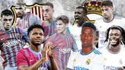ترکیب رئال مادرید و بارسلونا برای الکلاسیکو/عکس