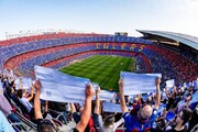 پرتماشاگرترین مسابقات فوتبال، از زمان آغاز همهگیری کرونا/عکس