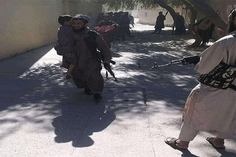 ببینید   تصاویری جدید از تیراندازی و درگیریهای سنگین در هرات