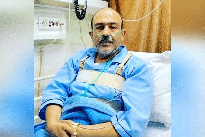ببینید   قول جالب مهران غفوریان قبل از ترخیص از بیمارستان