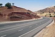 پیشرفت ۹۰ درصدی جاده چهارخطه کوهدشت - خرمآباد