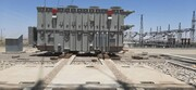 تست، حمل و استقرار ترانسفورماتور قدرت و کمکی پست ۴۰۰.۶۳ کیلوولت میامی