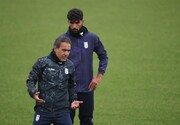 انتقاد مهدویکیا از بازیکنان تیم ملی امید: باید زودتر گل بزنید!