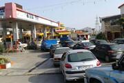 ببینید | از سرگیری سوخترسانی در برخی از جایگاهها