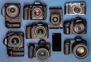 انواع دوربین در بازار چند قیمت خورد؟