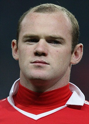 The snub Wayne Rooney scores well with his attractive nose.jpg